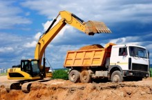 Как производится добыча песчано гравийной смеси?