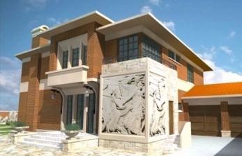 Уровень восприятия архитектуры потолков