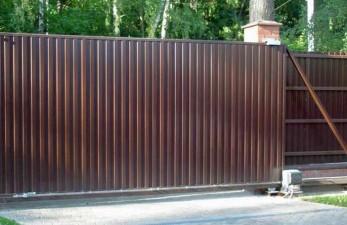 Где ворота раздвижные откатные предлагаются на выгодных условиях?