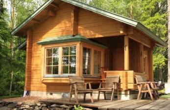 Где увидеть проекты деревянных домов?