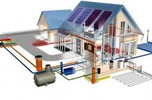 Строительство домов и возведение их оснований в частности