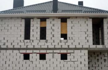 Где в Украине выбрать газобетонные блоки для строительства дома?