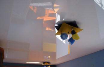 Графическая структура поверхности сборных потолков