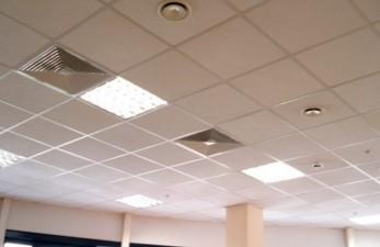 Стандартные потолочные изделия