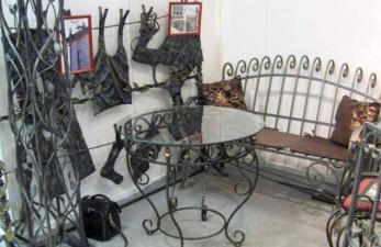 Кованые изделия в Казани где?