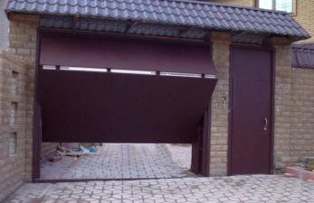 Каких типов бывают въездные ворота?