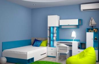 Как выполнить дизайн интерьера детской комнаты?