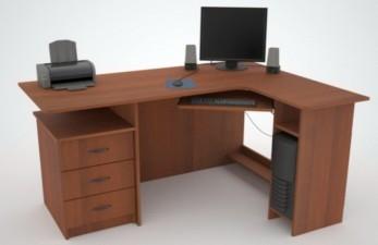 Где стоит выбирать и заказывать угловые компьютерные столы?