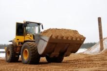 Где используют нерудные строительные материалы?