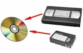 Где в Оренбурге можно оцифровать видеокассету?