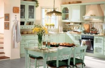 Как оформить кухню в стиле «Прованс»?