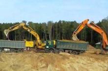Как заказать вывоз грунта в Одинцово?